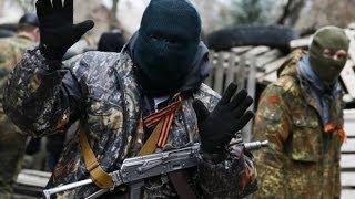 Сепаратисты угнали машину у местного Луганск, Донецк, Славянск, Краматорск,
