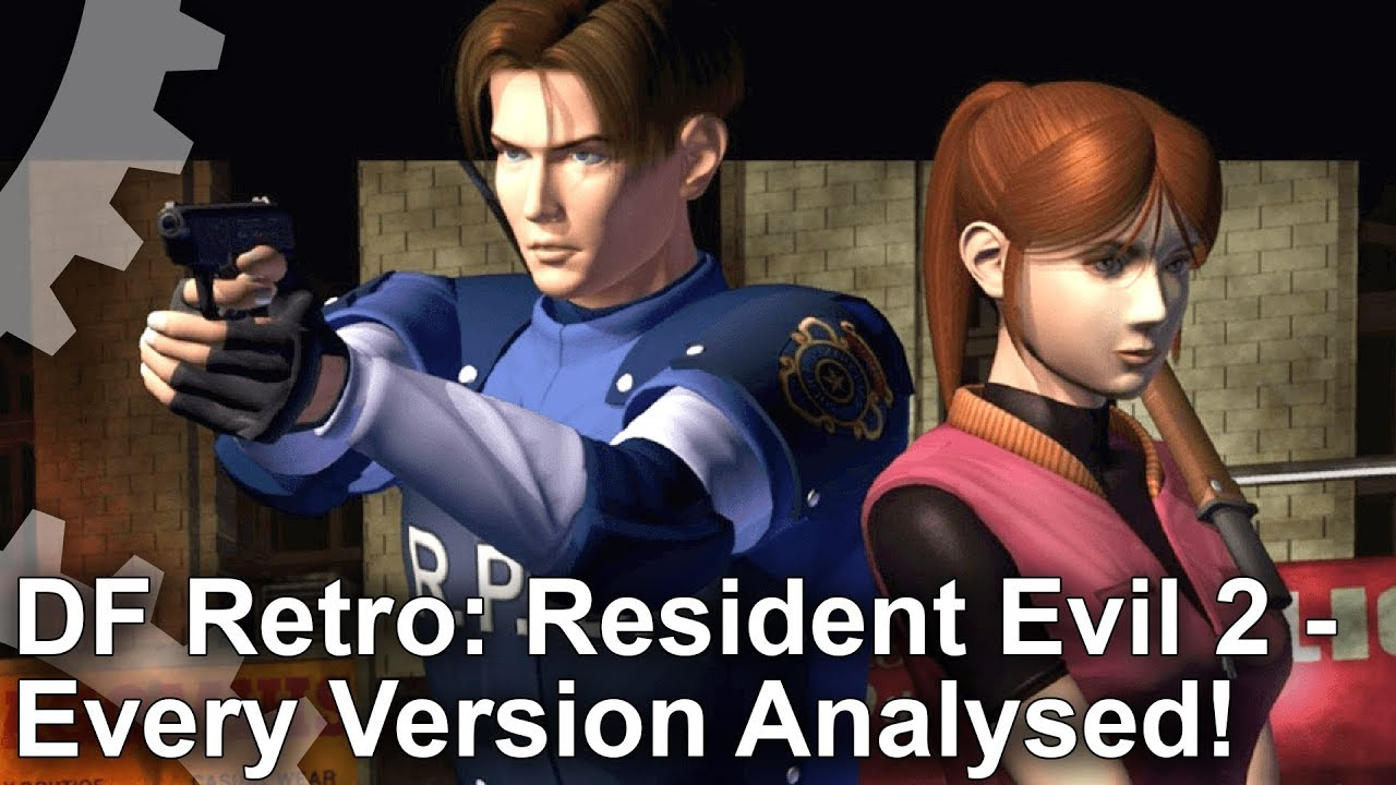 DF Retro: why Resident Evil 2 on N64 is one of the most ambitious