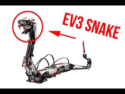 r3ptar | lego mindstorm ev3 robotic snake