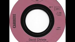 David Christie - Rally down to Sally's (1983)
