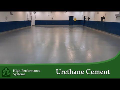 Epoxy Floor Installation