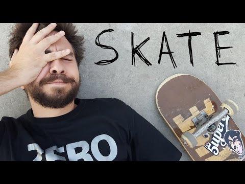 Andar de Skate (Ou Réquiem Para Um Tombo)
