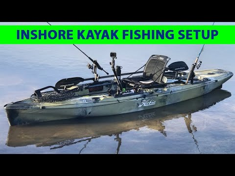 Kayak Fishing Gear: Everything You Need To Go Inshore Kayak Fishing