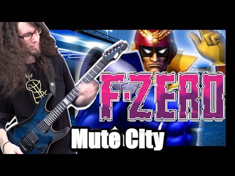 F-ZERO - MUTE CITY    Metal Cover by ToxicxEternity