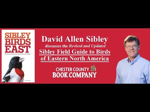 David Allen Sibley Discusses
