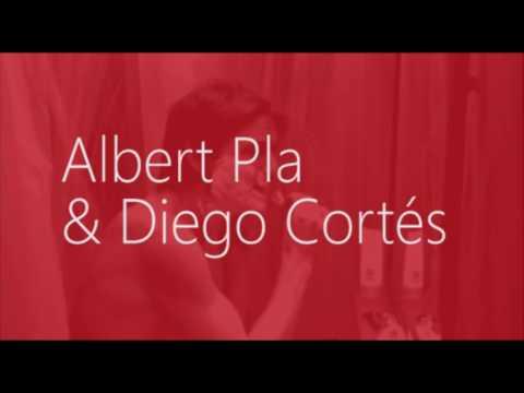 Albert Pla en Santander