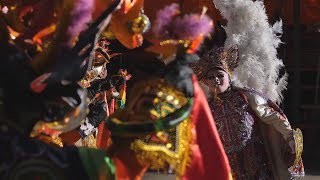 Oruro's colorful Carnival in Bolivia draws thousands