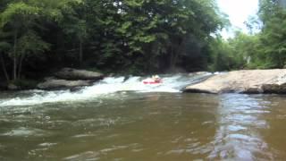 ocoee and cartecay rivers
