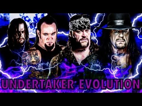 THE EVOLUTION OF THE UNDERTAKER TO 1990-2020