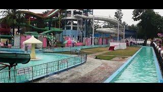Amusement at Water Park inside Nicco Park, Kolkata - Part 1
