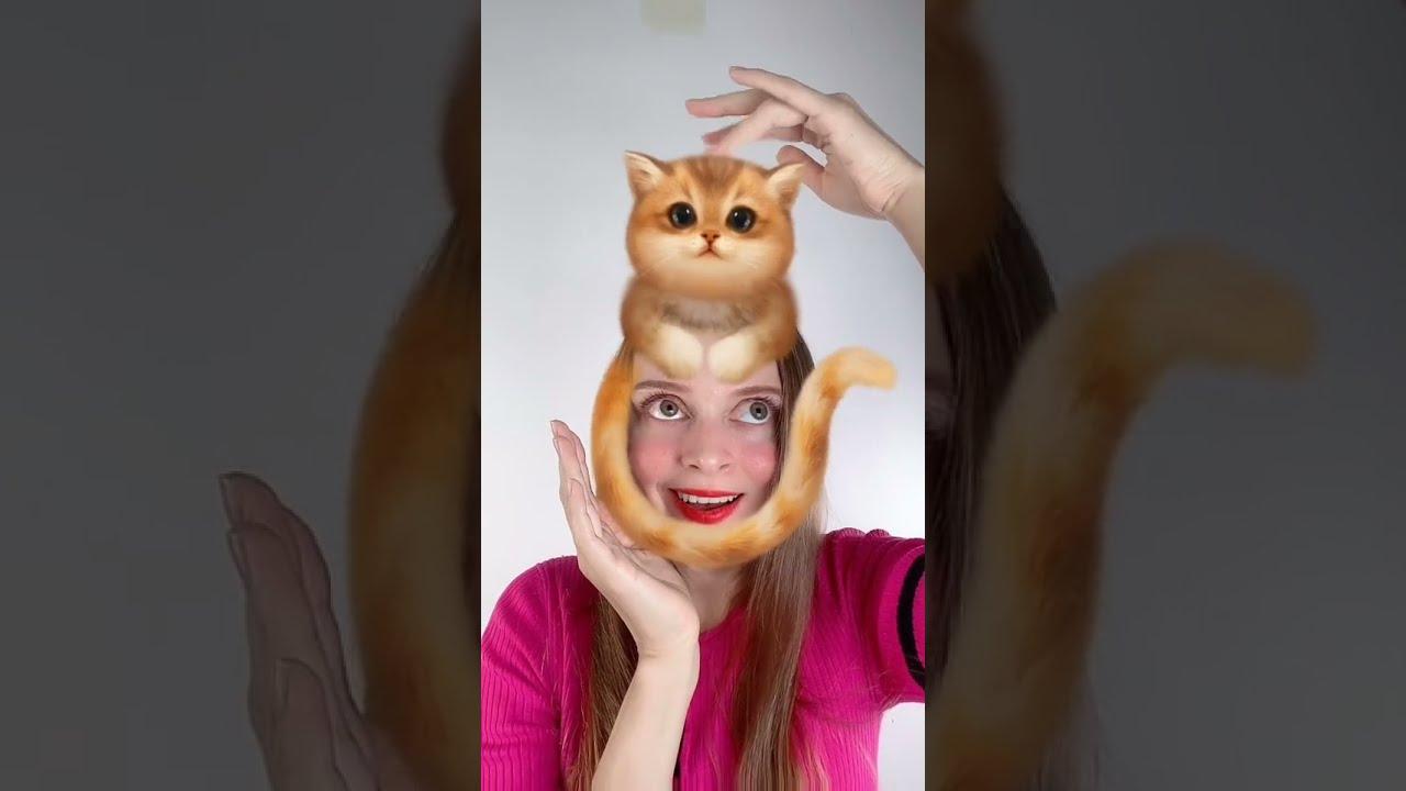 Funny Cute TikTok Filter | Shorts video by Anna Kova