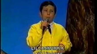LEIF LINDGREN - Liljankukka (Tenavatähti 1990)