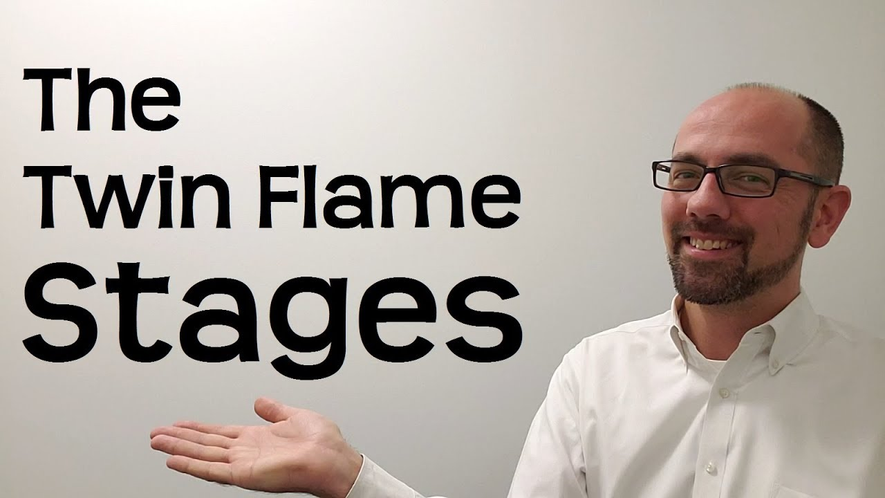 Twin Flame Stages to Union