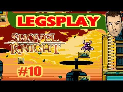 Blue Toot Fluid - Shovel Knight Part 10 w/ Bootleg