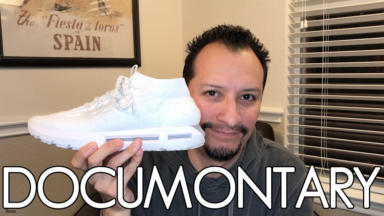 hot sale online c4af1 64d11 Under Armour HOVR Phantom Connected Review & On-Feet | DOCUMONTARY