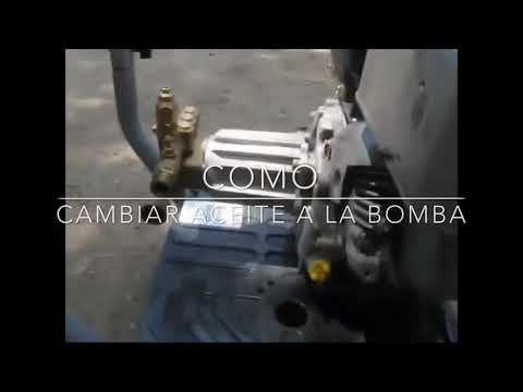 Cambio De Aceite A Hidrolavadora A Gasolina thumbnail
