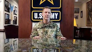 U.S. Army Chief of Staff: We Are Listening