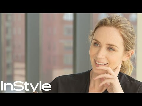 Emily Blunt Interview Reveals Secrets Behind Makeup for Girl on The Train | InStyle