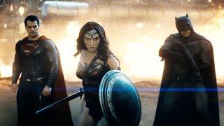 Бэтмен против Супермена: На заре справедливости — Русский трейлер #2 (2016)