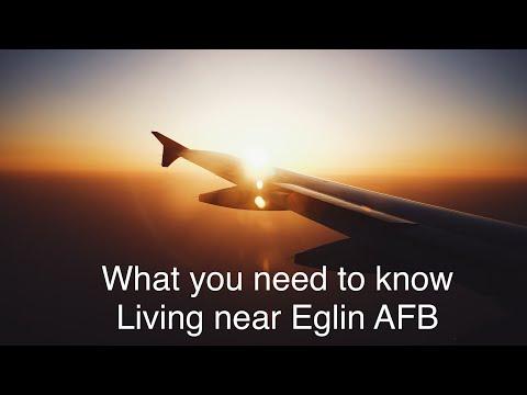 Moving To Eglin AFB, FL