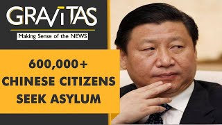 Gravitas: Chinese citizens are fleeing Xi Jinping's rule