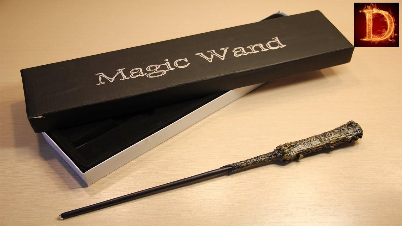Волшебная палочка Гарри Поттера своими руками 97