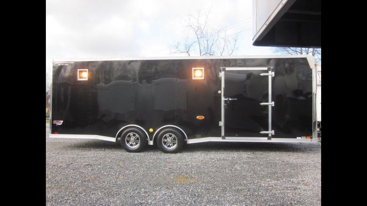 Enclosed Race Car Trailer Manufacturers