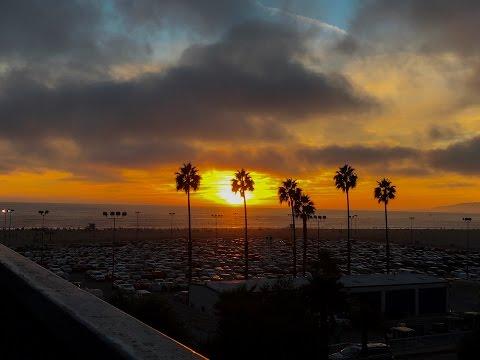 A Little Trip to the Santa Monica