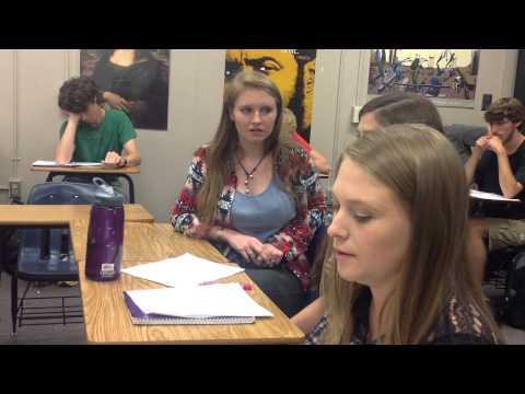 "Period 2 ""Mists of Avalon"" Feminist Literary Lens Socratic Seminar"