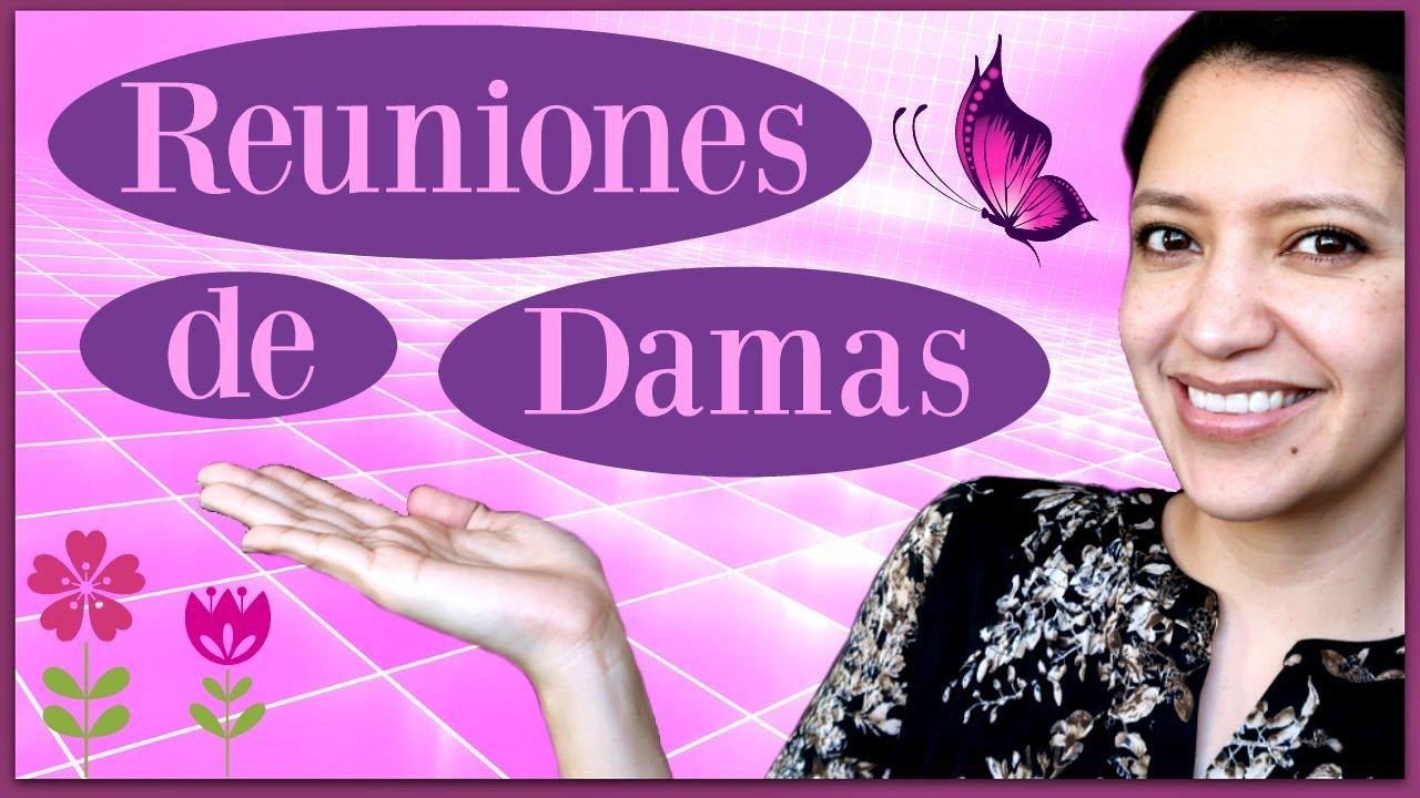 Dinamicas Para Mujeres Cristianas 1 Youtube