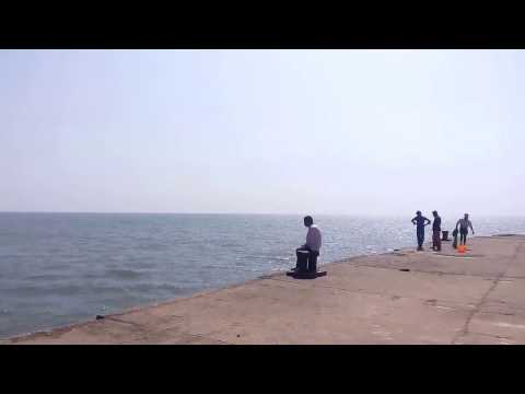 Sea Bridge - Thalassery, Kerala