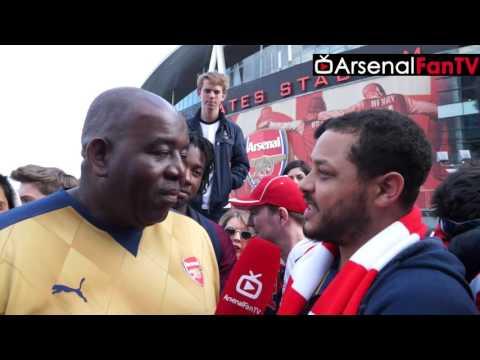 Arsenal 4 Aston Villa 0 | I Wont Get No Dinner Tonight Because My Mrs Supports Spurs!!