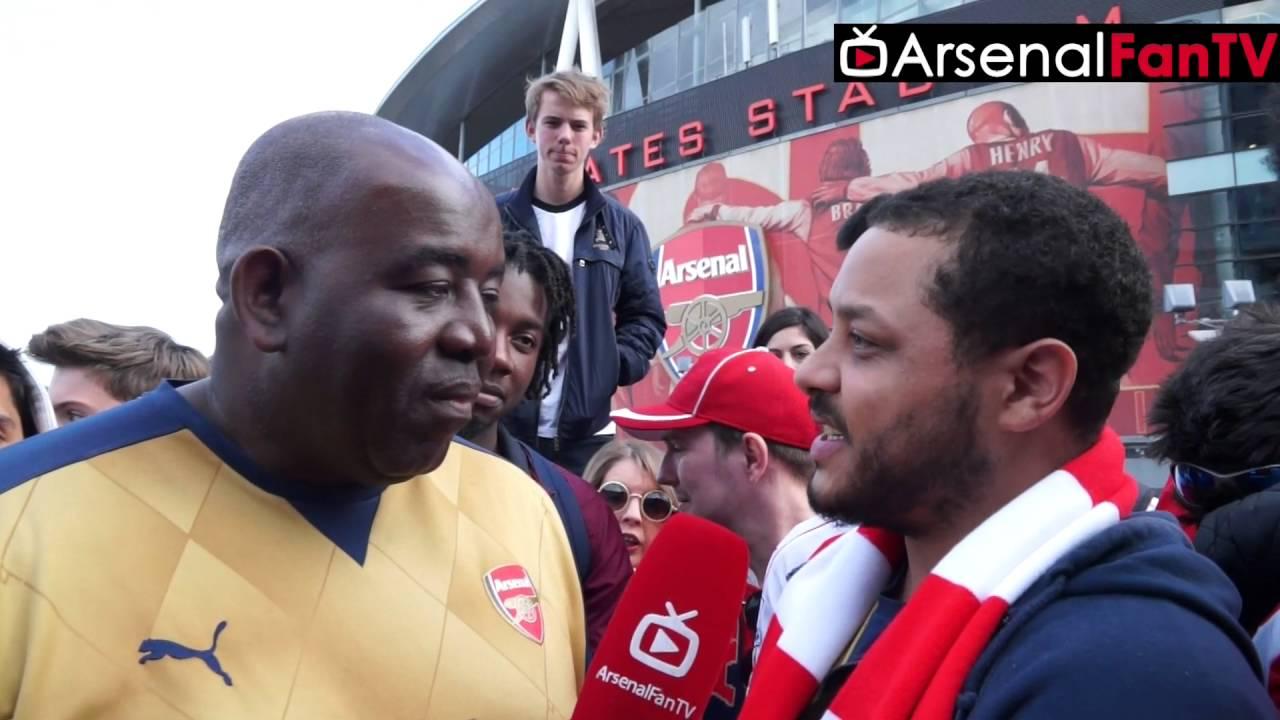 Arsenal Fan Tv Aston Villa