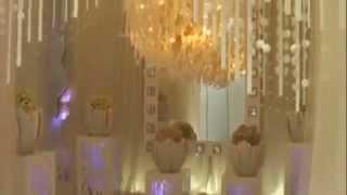 Свадебный декор в цвете айвори