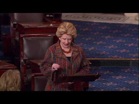 Senator Stabenow Speaks on the Floor in Opposition to Scott Pruitt