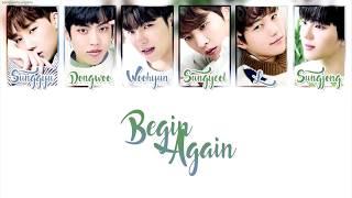 Infinite - Begin Again