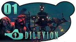 DILUVION #01 - Mein kleines U-Boot (Let's Play Gameplay Deutsch Bruugar)