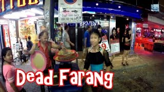 Long Limbed Thai Teen Contortionist Walking Street Pattaya Thailand
