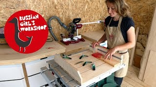 How to make Crosscut Sled