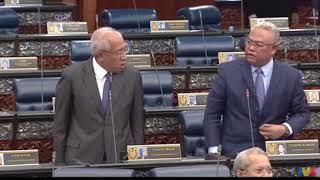 Kepala Bapak Kau- Noh Omar maki Ahli Parlimen Jelutong