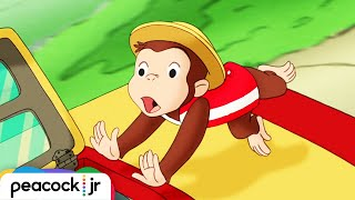 Curious George: George Has Popcorn Trouble! thumbnail