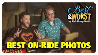 Best On-Ride Photo Ops at Walt Disney World | Best & Worst | 02/27/20
