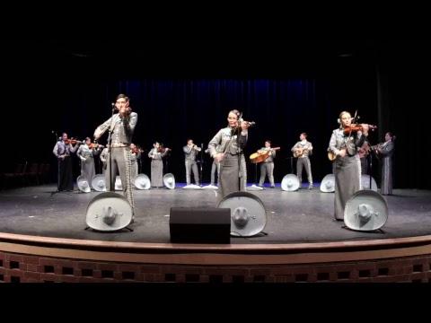 Mariachi Program Winter Showcase 2017