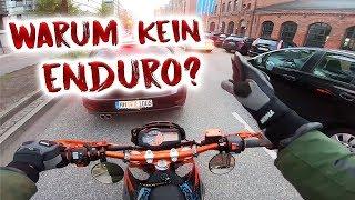 Neue Enduro oder kein Off-Road mehr?