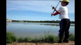 Fishing. Видео отчёт о рыбалке 22 июля 2012(КРХ ВОЗРОЖДЕНИЕ., 2012-07-26T07:21:00.000Z)