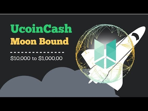 Ucoincash Coin ICO $10,000 to One million in 28 Days