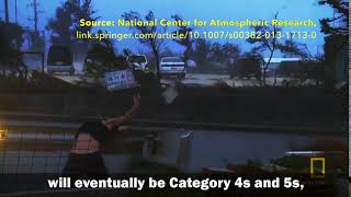National Geographic and NASA Footage, Climate Change & Hurricanes