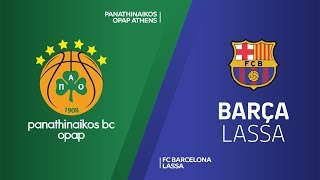 In a clash of two long-time euroleague rivals, panathinaikos opap athens protected its home court by holding off fc barcelona lassa 76-70 on wednesday night....
