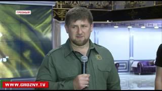 Лучших воинов планеты чествовал Рамзан Кадыров(, 2015-05-05T18:23:39.000Z)