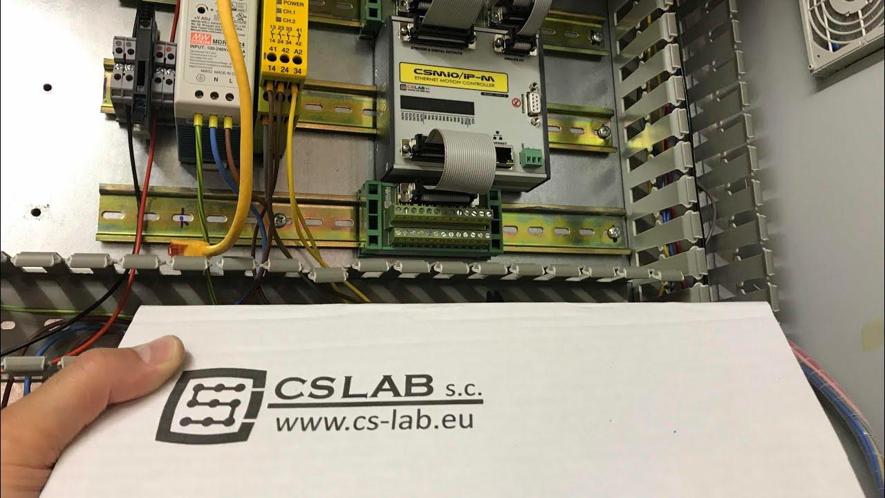 Unboxing CSMIO/IP-M Controller for DIY CNC Router